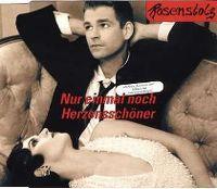 Cover Rosenstolz - Nur einmal noch [98]